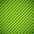 Bumped stripes green background