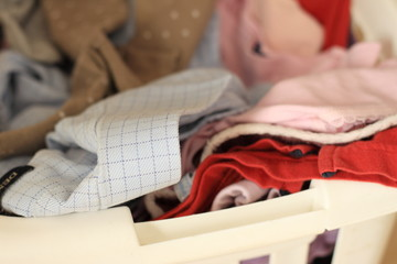 Clothes to iron - Vestiti da stirare
