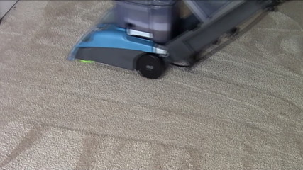 Shampooing Carpet