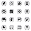 Internet-business icons