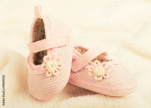 baby booties shoes for newborn girl