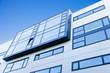 modernes Gebäude - Bürogebäude - Büro