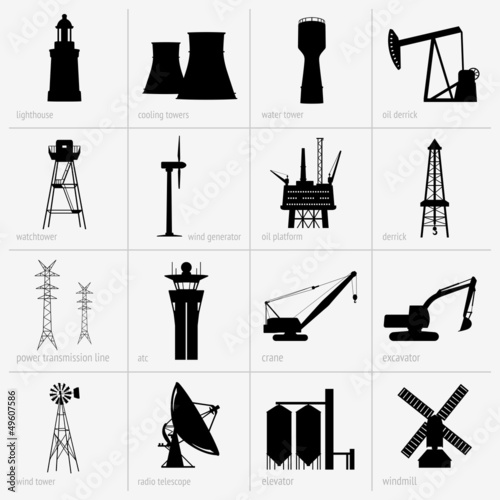 Industry equipment