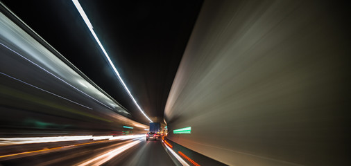 Tunnel Vision Abstract