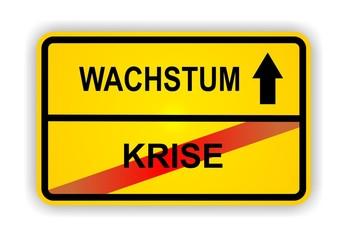 WACHSTUM - KRISE