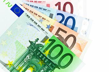 Banknoten Euro