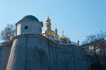 Kievo-Pecherskaya Lavra, Ortodox monastery in Kyiv
