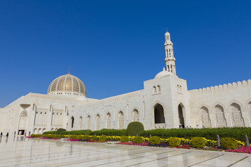 Sultan-Qabus-Moschee Muskat
