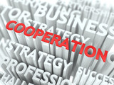 Cooperation Concept.