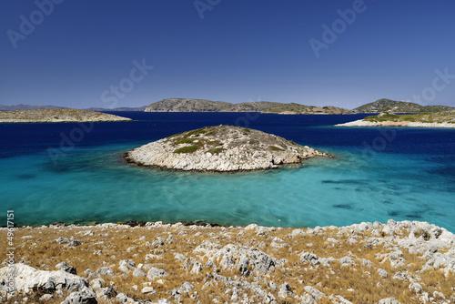 Arki Island in Greece