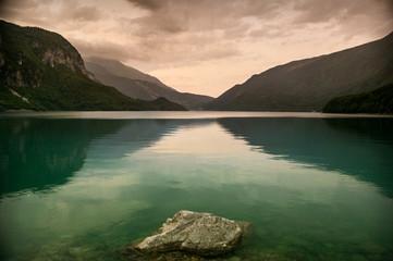 lago di Molveno, Italy