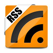 button eckig rss feed I