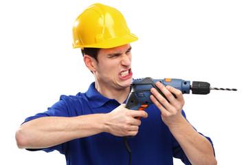 Builder drilling