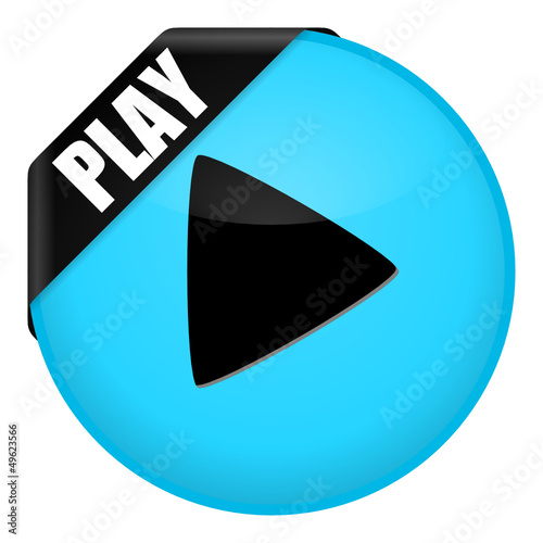 button rund play I