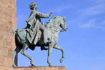 Kaiser Wilhelm I. Denkmal Hohenysburg