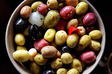 olives aceituna olive.