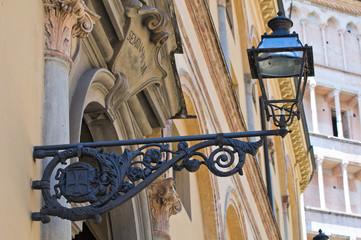 View of Parma. Emilia-Romagna. Italy.