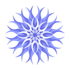 Cornflower. Logo