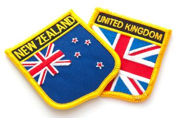 new zealand and uk