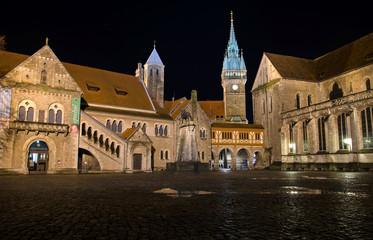 Braunschweig by Night