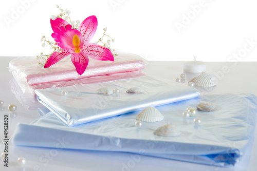 polyethylene sheet for spa or clinic