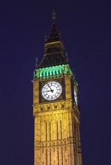 Big Ben / Houses of Parliament in London