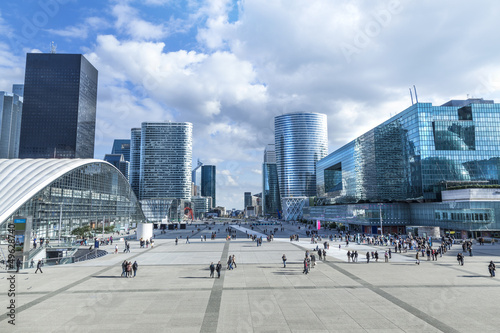 Quartier La Defense Paris