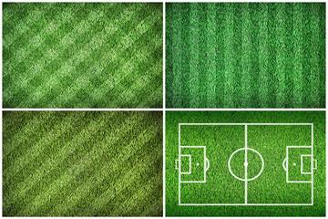 Football field set