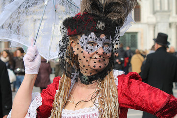 Venice carnival