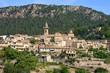 Weinbaustadt Petra Mallorca