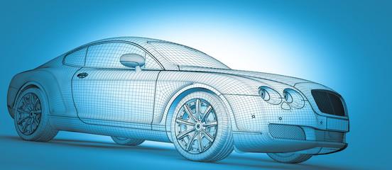 car .3D model