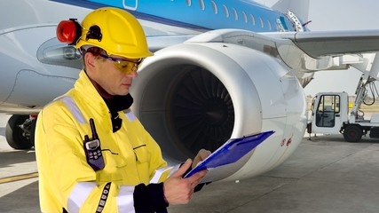 Airport mechanic