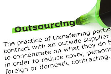 Outsourcing Definition
