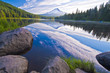 Beautiful Trillium Lake