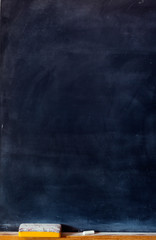 Blank Blackboard Vertical