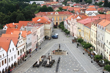 Slavonice, Czech Republic