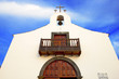 canary islands, la palma : north, church