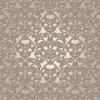 Abstract seamless pattern, vintage lattice background