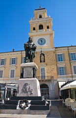 Governor Palace. Parma. Emilia-Romagna. Italy.