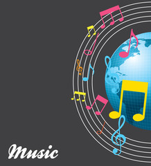 World and music