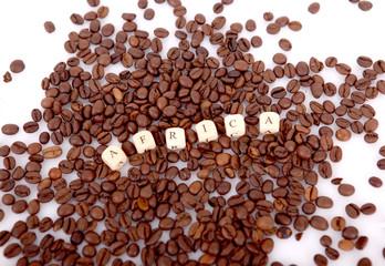 Kaffeebohnen aus Afrika 03