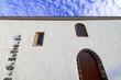 canary islands, la palma , north : Garafia, church