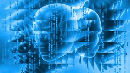 Kopf - Matrix - Kommunikation