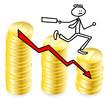 Negative Bilanz