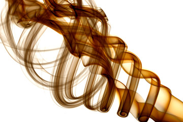 Brown smoke