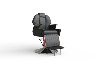Hair Stylist Armchair Angle 2