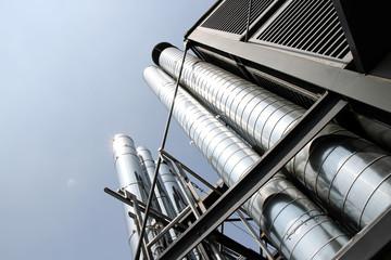 Industrielle Klimaanlage