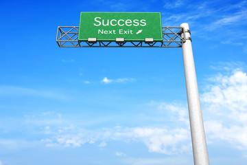 Nächste Ausfahrt - Success