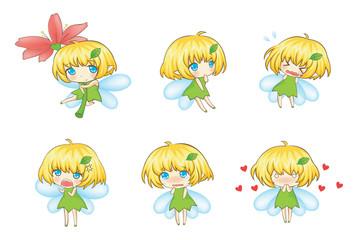 Cute Little Fairy Set