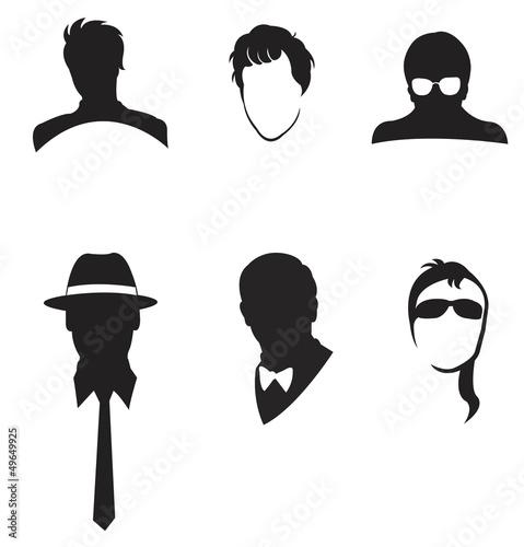 Black Man's Facial collection set